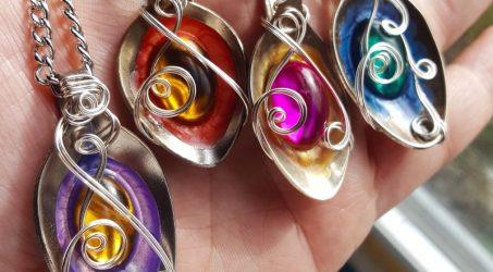 Teaspoon Jewellery