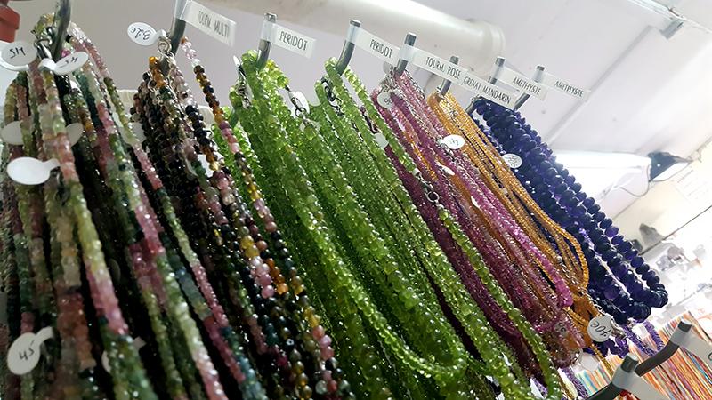 Beads in Paris